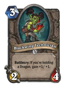 hearthstone card