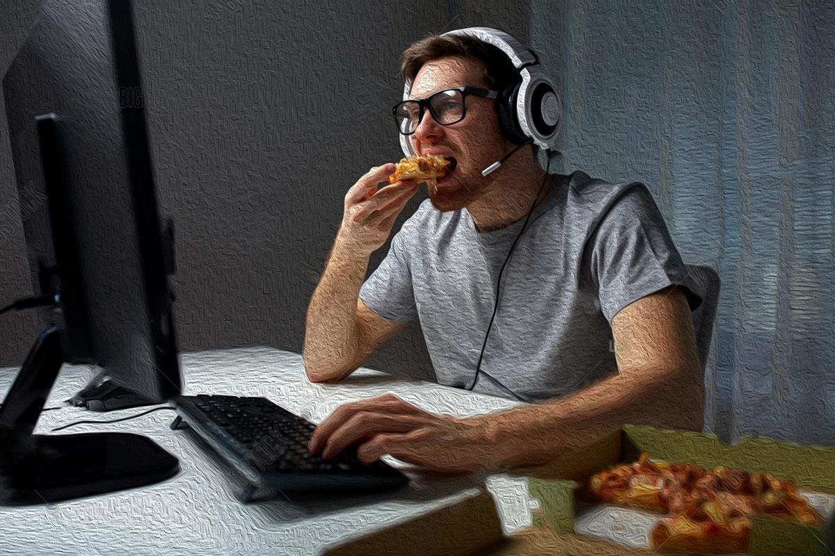 Ασκήσεις για Gamers: Πώς να παίζετε παιχνίδια χωρίς να καταστρέφετε το σώμα σας.